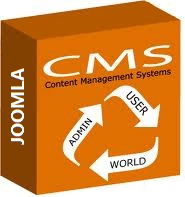 Joomla CMS Website