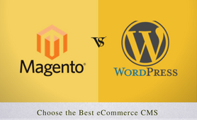 Magento or Wordprss for Ecommerce