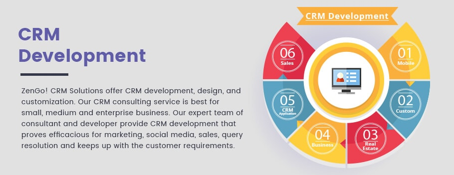 Business CRM Development Company