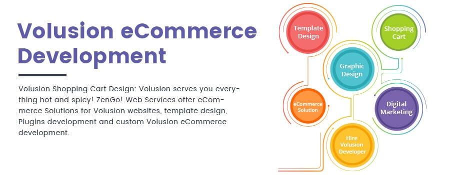 eCommere Volusion Design